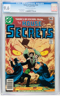 Bronze Age (1970-1979):Horror, House of Secrets #123, 150, and 153 CGC-Graded Group (DC,1974-78).... (Total: 3 Comic Books)