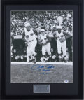 """Baseball Collectibles:Photos, Pete Rose """"1st Game 4-8-63"""" Signed Oversized Photograph...."""