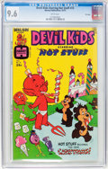 Bronze Age (1970-1979):Cartoon Character, Devil Kids Starring Hot Stuff #72 File Copy (Harvey, 1975) CGC NM+9.6 White pages....