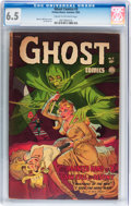 Golden Age (1938-1955):Horror, Ghost #3 (Fiction House, 1952) CGC FN+ 6.5 Cream to off-whitepages....