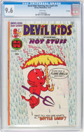 Bronze Age (1970-1979):Cartoon Character, Devil Kids Starring Hot Stuff #79 File Copy (Harvey, 1976) CGC NM+9.6 White pages....