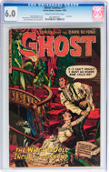 Golden Age (1938-1955):Horror, Ghost #11 (Fiction House, 1954) CGC FN 6.0 Cream to off-whitepages....