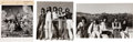 Music Memorabilia:Photos, Rolling Stones Photograph Group... (Total: 3 Items)