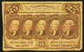 Fractional Currency:First Issue, Fr. 1281 25¢ First Issue Fine+.. ...