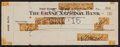 Baseball Collectibles:Others, Babe Ruth Signed Check....