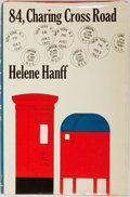 Books:Signed Editions, Helene Hanff. SIGNED/INSCRIBED. 84, Charing Cross Road.London: Andre Deutsch, 1971. First edition, first printing. ...