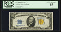 Small Size:World War II Emergency Notes, Fr. 2309 $10 1934A North Africa Silver Certificate. PCGS Choice About New 55.. ...