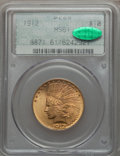 Indian Eagles, 1912 $10 MS61 PCGS. CAC. PCGS Population (717/3272). NGC Census:(1681/3918). Mintage: 405,083. Numismedia Wsl. Price for p...