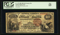 National Bank Notes:Ohio, Warren, OH - $10 1882 Brown Back Fr. 479 The First NB Ch. # 74. ...
