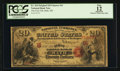 National Bank Notes:Maine, Bath, ME - $20 Original Fr. 424 The First NB Ch. # 61. ...