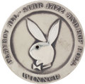 Music Memorabilia:Awards, Elvis Presley Playboy All-Star Jazz and Pop Poll Award,1971....