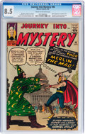 Silver Age (1956-1969):Superhero, Journey Into Mystery #96 (Marvel, 1963) CGC VF+ 8.5 Cream to off-white pages....