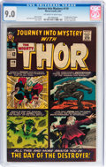 Silver Age (1956-1969):Superhero, Journey Into Mystery #119 (Marvel, 1965) CGC VF/NM 9.0 Off-white to white pages....