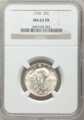 Standing Liberty Quarters: , 1930 25C MS63 Full Head NGC. NGC Census: (353/1435). PCGSPopulation (515/1908). Mintage: 5,632,000. Numismedia Wsl. Price...