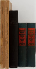 Books:Books about Books, [Books About Books]. William Targ. SIGNED/LIMITED. American Books and Their Prices. Chicago: Black Archer Press,... (Total: 5 Items)
