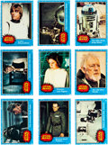 Memorabilia:Trading Cards, Star Wars/Star Wars: The Empire Strikes Back Trading CardsBinder (Topps, 1977-80)....