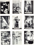 Memorabilia:Trading Cards, Superman Trading Cards Complete Set (Topps, 1965)....