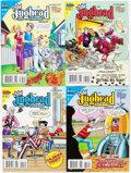 Modern Age (1980-Present):Humor, Jughead & Friends/Tales from Riverdale Digest Magazines Group(Archie, 2005-10) Condition: Average NM.... (Total: 77 Comic Books)