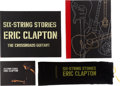 Music Memorabilia:Autographs and Signed Items, Six-String Stories - Eric Clapton: The Crossroads Guitars DeluxeSigned Limited Edition (#1132/2000) Hardcover Book. ...