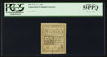 Colonial Notes:Connecticut, Connecticut October 11, 1777 5d Slash Cancel PCGS About New 53PPQ.....