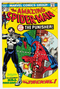 Bronze Age (1970-1979):Superhero, The Amazing Spider-Man #129 (Marvel, 1974) Condition: VG/FN....