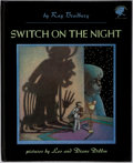 Books:Children's Books, Ray Bradbury. SIGNED/INSCRIBED. Switch On the Night. Knopf,1993. Illustrated by Leo and Diane Dillon. Signed and ...
