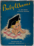 """Books:Children's Books, [Disney]. Joe Grant and Dick Huemer. Baby Weems. Doubleday,1941. Originally created from """"The Reluctant Dragon""""..."""