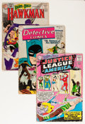 Silver Age (1956-1969):Miscellaneous, DC Silver Age Group (DC, 1955-71) Condition: Average FR.... (Total: 10 Comic Books)