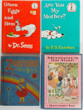 Books:Children's Books, [Children's]. Group of Four. Various Publishers. IncludesZauberlinda the Wise Witch and Adventures in OurStreet. B... (Total: 4 Items)