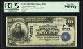 National Bank Notes:Oregon, Salem, OR - $10 1902 Date Back Fr. 618 The United States NB Ch. # (P)9021. ...