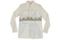 Music Memorabilia:Costumes, Elvis Presley Gifted Shirt to Sonny West....