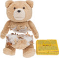 "Movie/TV Memorabilia:Props, A Torn ""Ted"" Teddy Bear from ""Ted.""... (Total: 5 Items)"