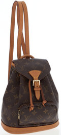 Luxury Accessories:Accessories, Louis Vuitton Classic Monogram Canvas Mini Montsouris Backpack Bag....