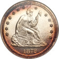 Proof Seated Quarters, 1872 25C PR68 NGC....