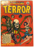 Golden Age (1938-1955):Horror, Startling Terror Tales #11 (Star Publications, 1952) Condition:FR/GD....