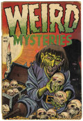 Golden Age (1938-1955):Horror, Weird Mysteries #7 (Gillmor, 1953) Condition: GD-....