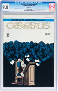 Modern Age (1980-Present):Alternative/Underground, Cerebus The Aardvark #37 and 38 CGC-Graded Group(Aardvark-Vanaheim, 1982) CGC NM/MT 9.8 White pages.... (Total: 2Comic Books)