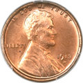Lincoln Cents, 1913-D 1C MS66 Red PCGS. CAC....