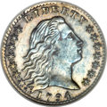 Early Half Dimes, 1794 H10C SP64 NGC. V-1, LM-1, R.6....