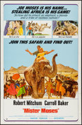 "Movie Posters:Adventure, Mister Moses & Other Lot (United Artists, 1965). One Sheets (2)(27"" X 41""). Adventure.. ... (Total: 2 Items)"