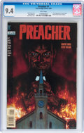 Modern Age (1980-Present):Horror, Preacher #1 (DC, 1995) CGC NM 9.4 White pages....