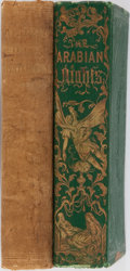 Books:Literature Pre-1900, [Arabian Nights]. Group of Two Related Books, Including: HerbertPelham Curtis [translator]. Arabian Days' Entertainment...(Total: 2 Items)