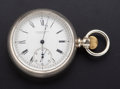 Timepieces:Pocket (pre 1900) , Howard 18 Size Series VII Pocket Watch. ...