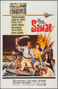 "Movie Posters:Adventure, Samar & Other Lot (Warner Brothers, 1962). One Sheets (2) (27""X 41""). Adventure.. ... (Total: 2 Items)"