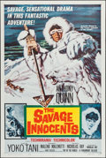 "Movie Posters:Adventure, The Savage Innocents & Other Lot (Paramount, 1960). One Sheets(2) (27"" X 41""). Adventure.. ... (Total: 2 Items)"