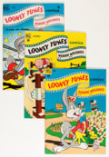 Golden Age (1938-1955):Cartoon Character, Looney Tunes and Merrie Melodies Comics Group (Dell, 1948-50)Condition: Average VF.... (Total: 4 Comic Books)