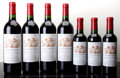 Red Bordeaux, Chateau Beausejour Duffau. St. Emilion. 2003 Bottle (4).2005 Half-Bottle (3). ... (Total: 4 Btls. & 3 Halves. )