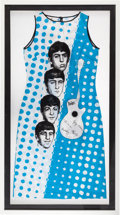 Music Memorabilia:Memorabilia, Beatles Ladies Smock Dress (1964)....