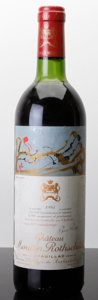 Red Bordeaux, Chateau Mouton Rothschild 1981 . Pauillac. hs, nl, lscl.Bottle (1). ... (Total: 1 Btl. )
