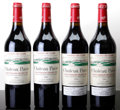 Red Bordeaux, Chateau Pavie 2001 . St. Emilion. 2lwrl. Bottle (4). ...(Total: 4 Btls. )